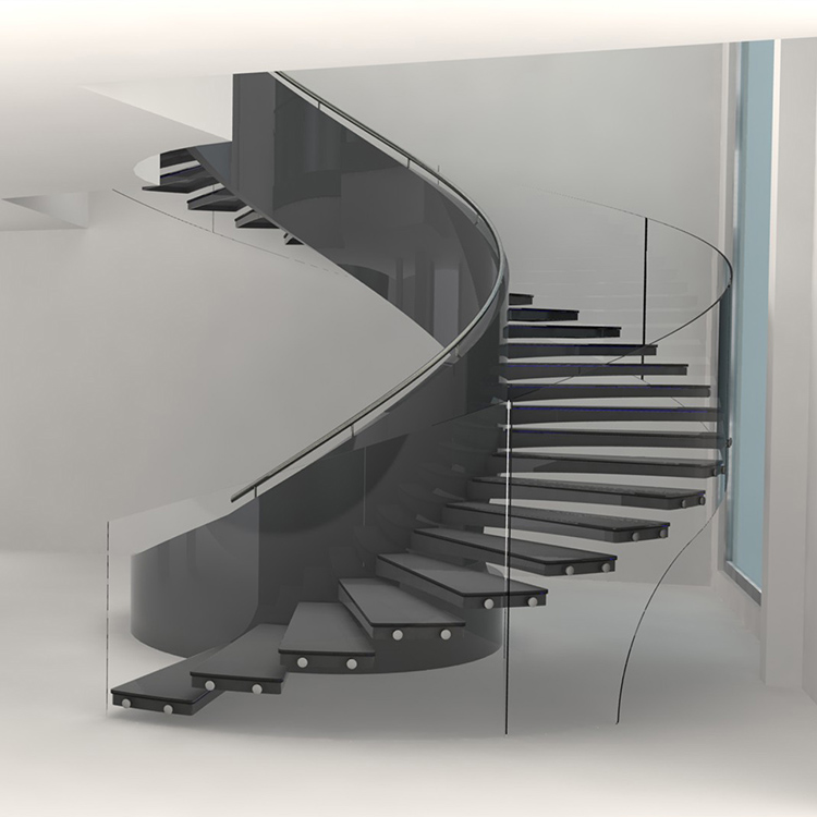 Used Spiral Staircase Design Modern Spiral Staircase