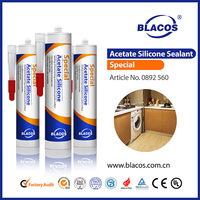 general purpose acetate silicone sealant price for car
