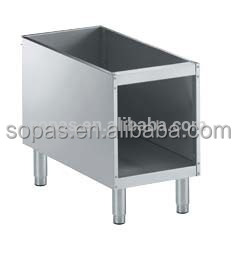 Free Standing Kitchen Cupboards Stainless Steel Commercial Cabinets