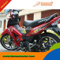 2014 China New Cheap 125cc Cub Motorcycle with Spoke Wheel