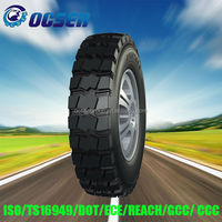 Copartner and haida brand Mining buiding site hot sale 7.50R16 giant mining truck tires