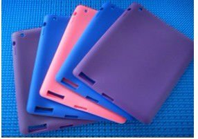 Soft silicone case for ipad2