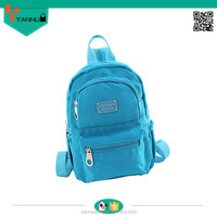 ali baba durable nylon fabric 2013 fashion school backpacks for girls in new design