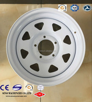17x8 steel wheel rim for TOYOTA HILUX