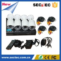wholesale china goods h.264 network digital video recorder system dvr security camera kit