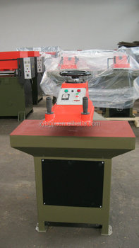 hot sale swing arm die cutting press