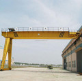 MHB Model Single Girder Semi Gantry Crane