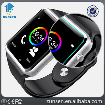 Bluetooth Smart Watch A1 Wrist Watch Men Sport style watch for IOS Apple Android Samsung Huawei