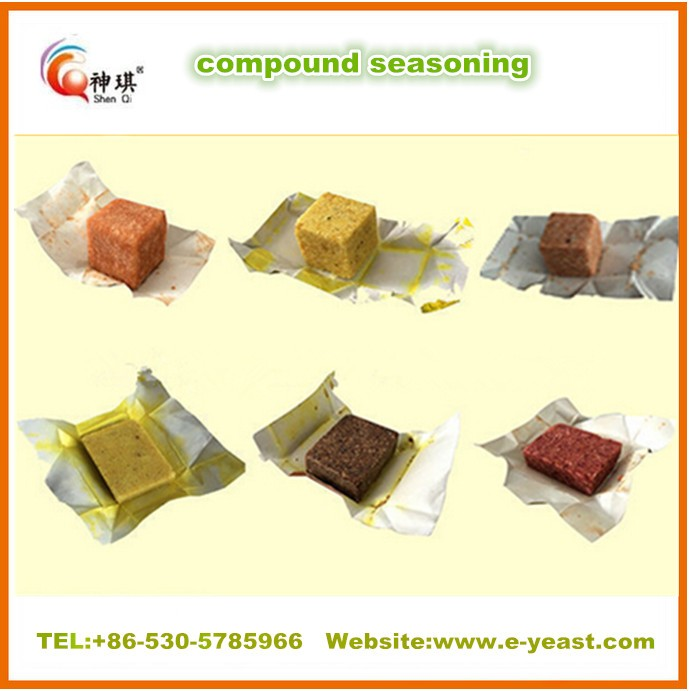 Super quality 4g 10g 15g 17g Soup chicken powder various flavor, bouillon cube/powder factory from China