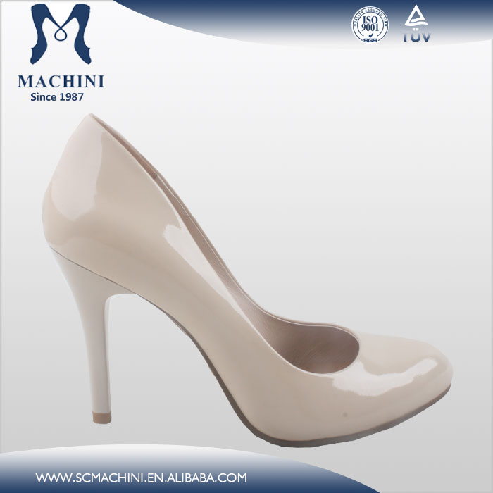 10 Pairs MOQ,Directly factory manufacturer ivory leather bridal shoes