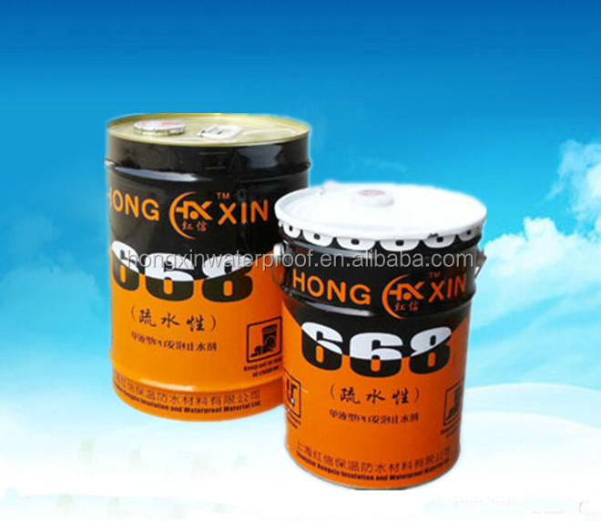 HX-668 One-component hydrophobic grouting material