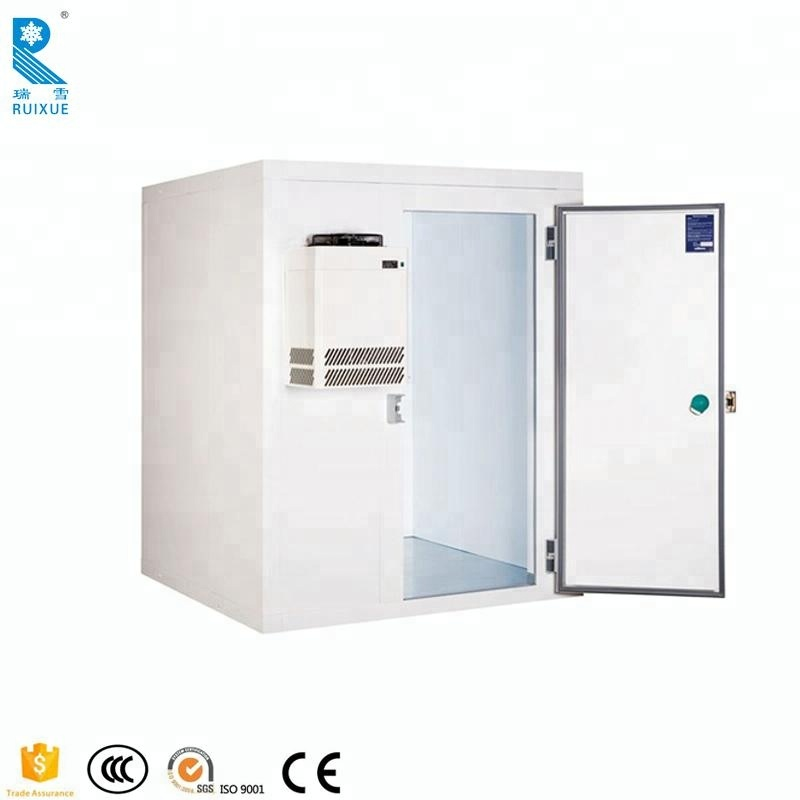 Restaurant Cold Food Storage Room Plant For Seafood Potato Fruits Milk Products And Vegetables