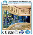 customized acrylic aquarium / irregular fish tank
