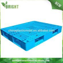 China supplier /heavy duty double face pallet/double plastic pallet
