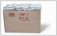 Made in china professional fire retardant pack