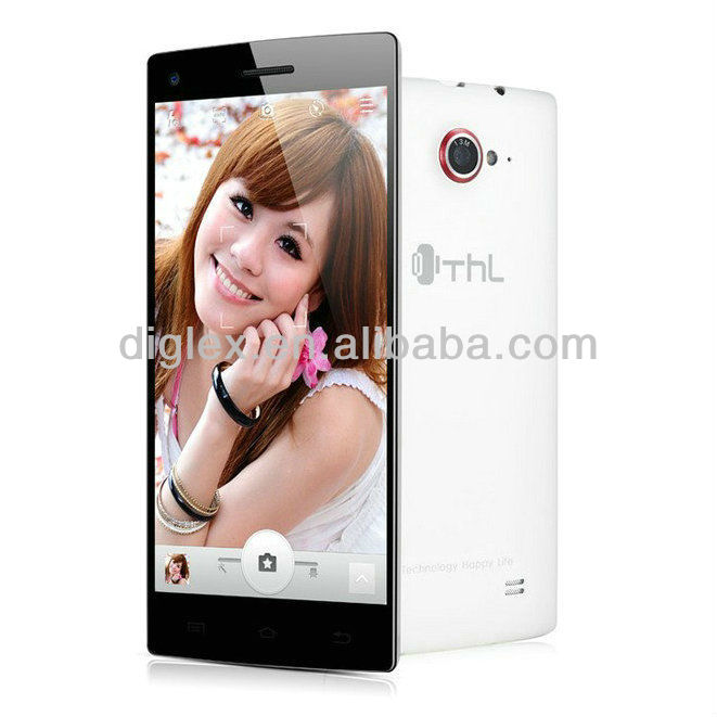 Cheap THL W11 Mtk6589t Quad Core Phone Android 4.2 OS s 5.0 inch FHD 13MP Camera Dual Sim Android GPS Mobile Phone