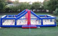 2014 New Inflatable Volleyball field B6050