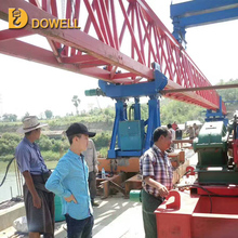 100 ton bridge beam launcher,launching gantry crane for high way ,rail way construction