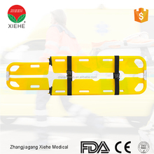 Hot Sale Carbon Fiber Scoop Stretcher with CE/FDA/ISO9001