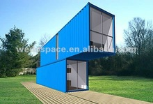 Hot sale steel container house construction price