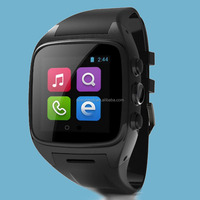 2016 brand new gps 3g wifi android smart watch