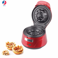Automatic Electric Waffle Bowl Maker Mini