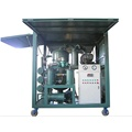Chongqing Zhongneng transformer oil filtration remove water to 3ppm by vacuum