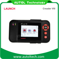 Launch diagnostic Tool Launch Creader 8 herramientas automotriz 100% Original Creader VIII and CResetter Oil Reset tool
