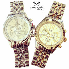Best-selling metal strap skeleton watch q&q quartz watch water resist 5 bar
