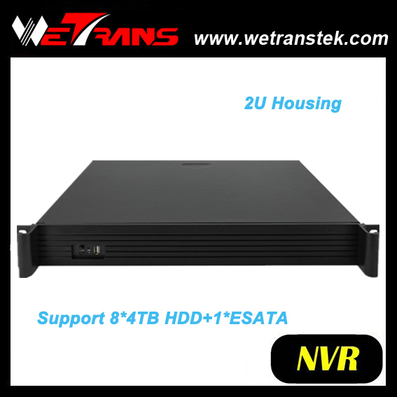 WETRANS TN-2064N1 Onvif Network 64 Channels DVR Support 8pcs HDD 16CH 5.0MP Realtime Recording P2P 64CH Onvif NVR
