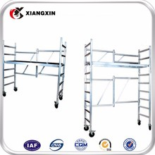 modular light quick erect pipe frame mechanism active scaffold