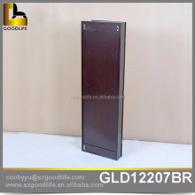 gold supplier wall mount jewelry furniture armoire with full length mirror