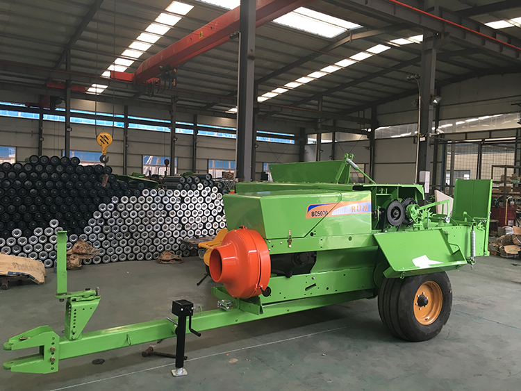 China Professional manufacture square hay baler BC5070
