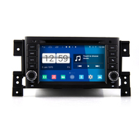 "7"" android 4.4 car accessories maiker car mp3 player with Gps navigation/Wifi/3G/DVR/Hidden camera for SUZUKI Vitara"