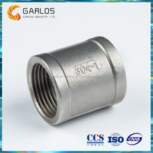 Stainless Steel Female Threaded Pipe Coupling Joint