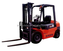 Hot Sale The 3 ton HELI Mini Forklift Electric Forklift Truck for sale