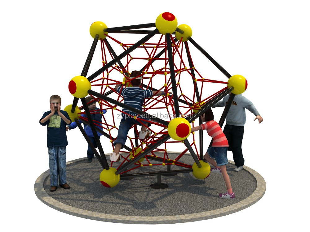 Newest Kids Backyard Climbing Structure for Sale