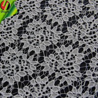 100% Nylon Lace Fabric Width 150cm 12033 Heavy Fabric for Dress