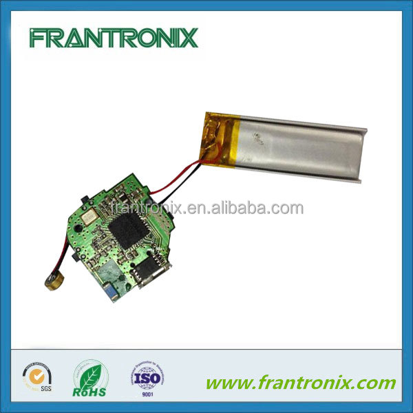 Bluetooth version 4.0 headset circuit board