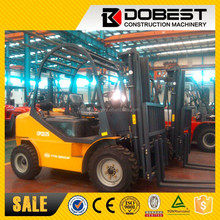 Best Selling YTO 2.5T Rough Terrain Forklift CPCD25