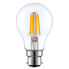 a60 factory wholesale price 220v led bulb energy saving cheap aluminum + glass cover e27 3w bulb led for home office ilamptech