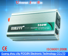 Used solar equipment for sale 110-240V AC 550w 1100W converter power supply car power inverter