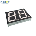 Hot selling KHN21301CSR1D-2 High Brightness Red color 2 digit 1.3inch Large 7 segment display