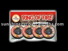 sell ring of fire toy fireworks for ground spinner effections