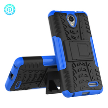 Anti gravity shockproof kickstand case for Z831 phone accessories mobile case for ZTE Maven 2