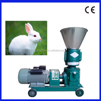 rabbit feed pellet mill/poultry farming equipment/pellet machine