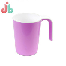 Manufacturer Custom Shape Color Hard Coffee Juice Water PP Plastic Injection Molding Cup