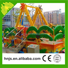 Amusement park machine small model pirate ship for sale