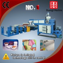 sell sjfm series high speed extrusion film laminating machine