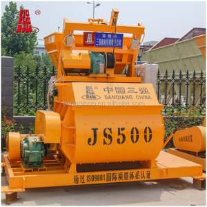 Mini Concrete Mixer Machine Used In Construction Industry